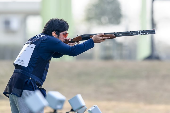 Kuwait win mixed team trap gold at Asian Shotgun Championships