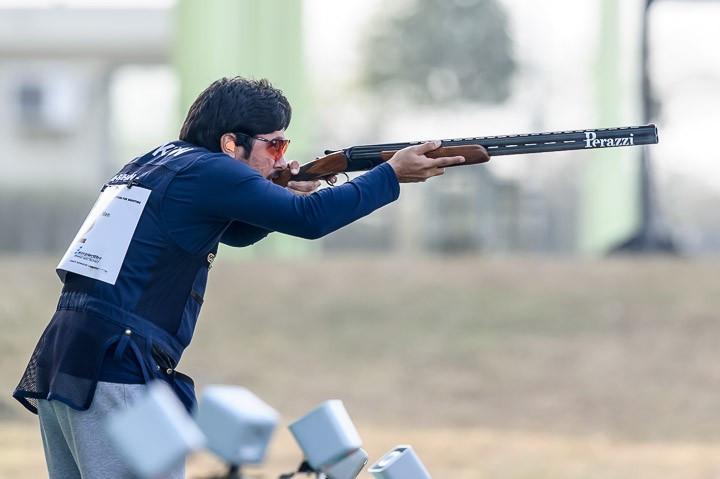 Kuwait win mixed team trap gold at Asian Shotgun Championships