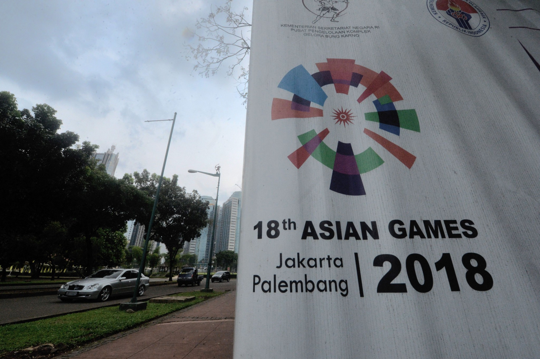 Preparations are continuing to the 2018 Asian Games in Jakarta and Palembang ©Getty Images