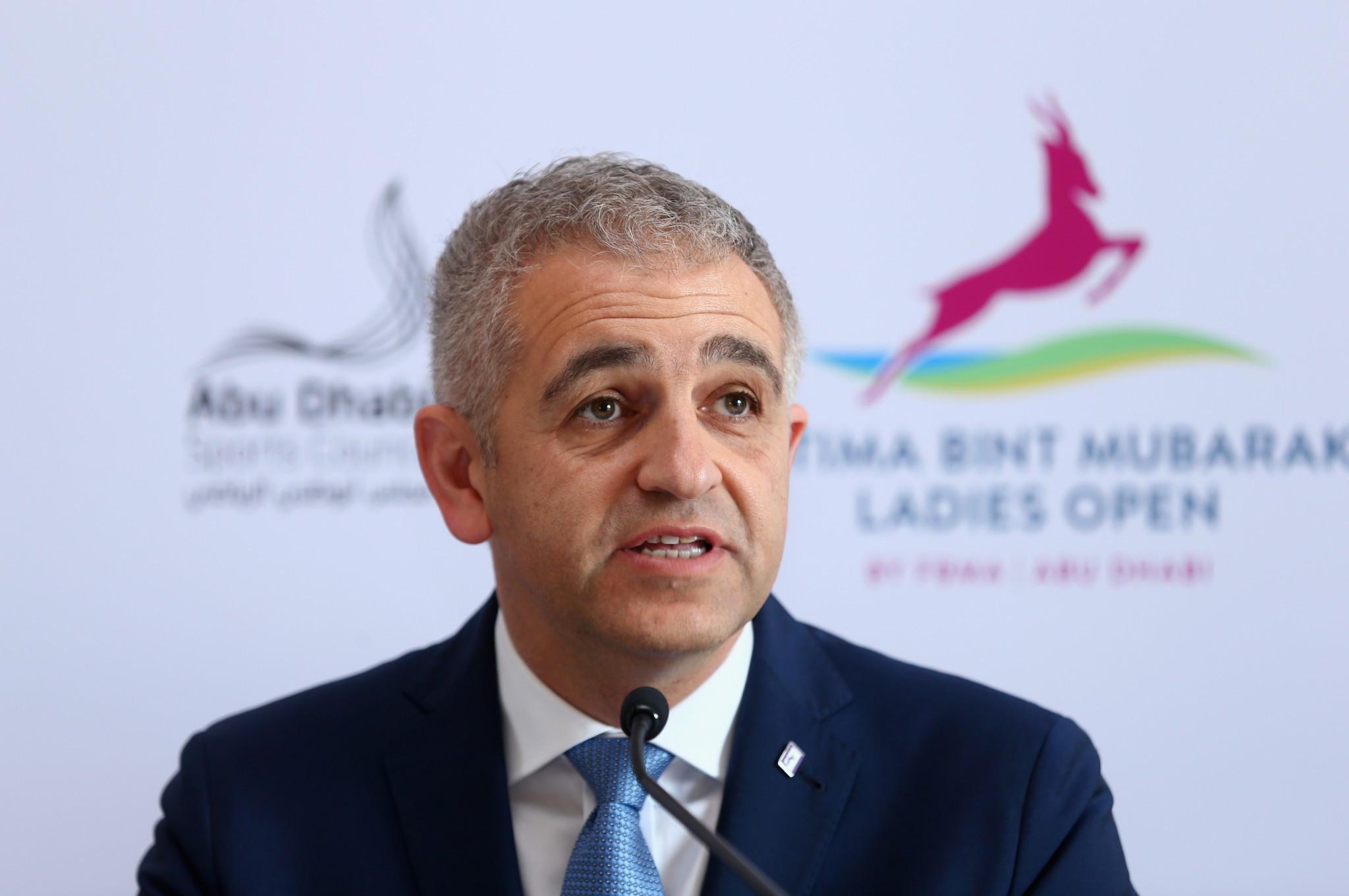 Khodabakhsh to leave position as Ladies European Tour chief executive