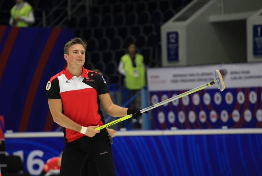 WCF confirm schedule for World Mixed Curling Championship