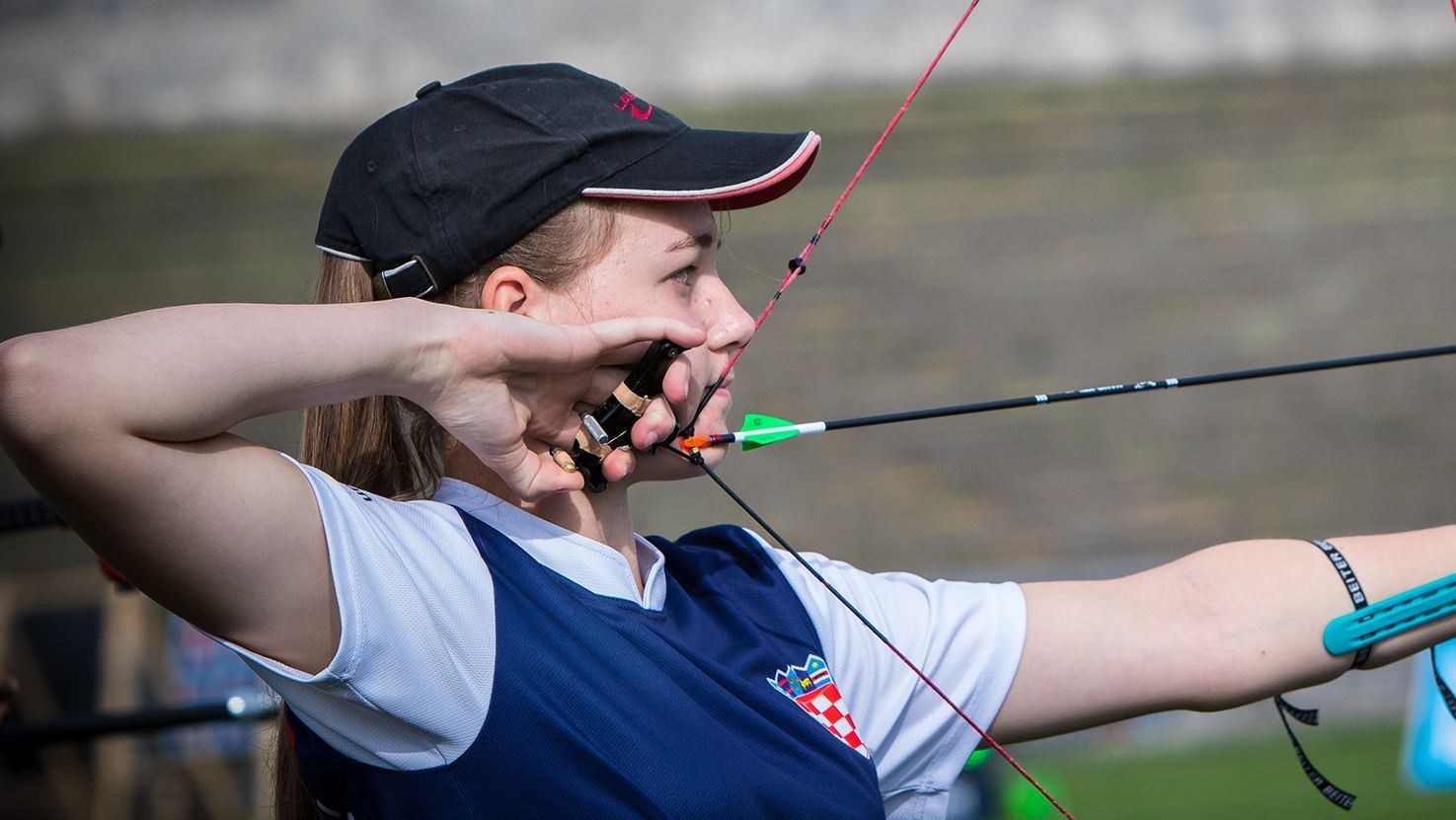 Mlinaric continues impressive Archery World Cup debut in Berlin