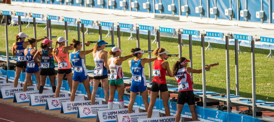 A total of 36 pentathletes have qualified for the women's individual final ©UIPM