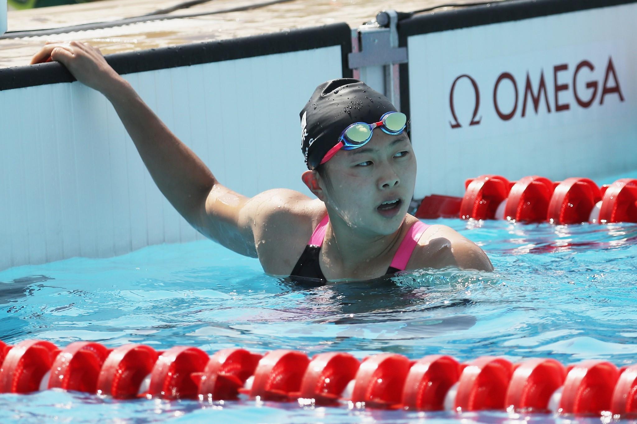Kim and Hernandez top women's qualification groups at UIPM Junior World Championships