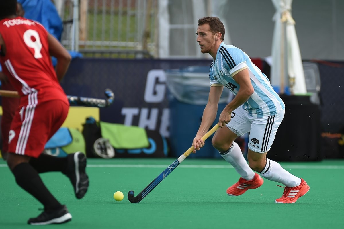 Argentina to meet Canada in men's Pan American Hockey Cup final