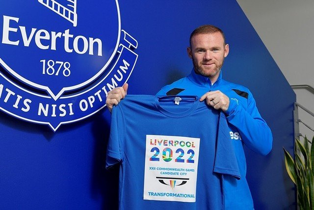 England's all-time leading scorer Rooney backs Liverpool's 2022 Commonwealth Games bid