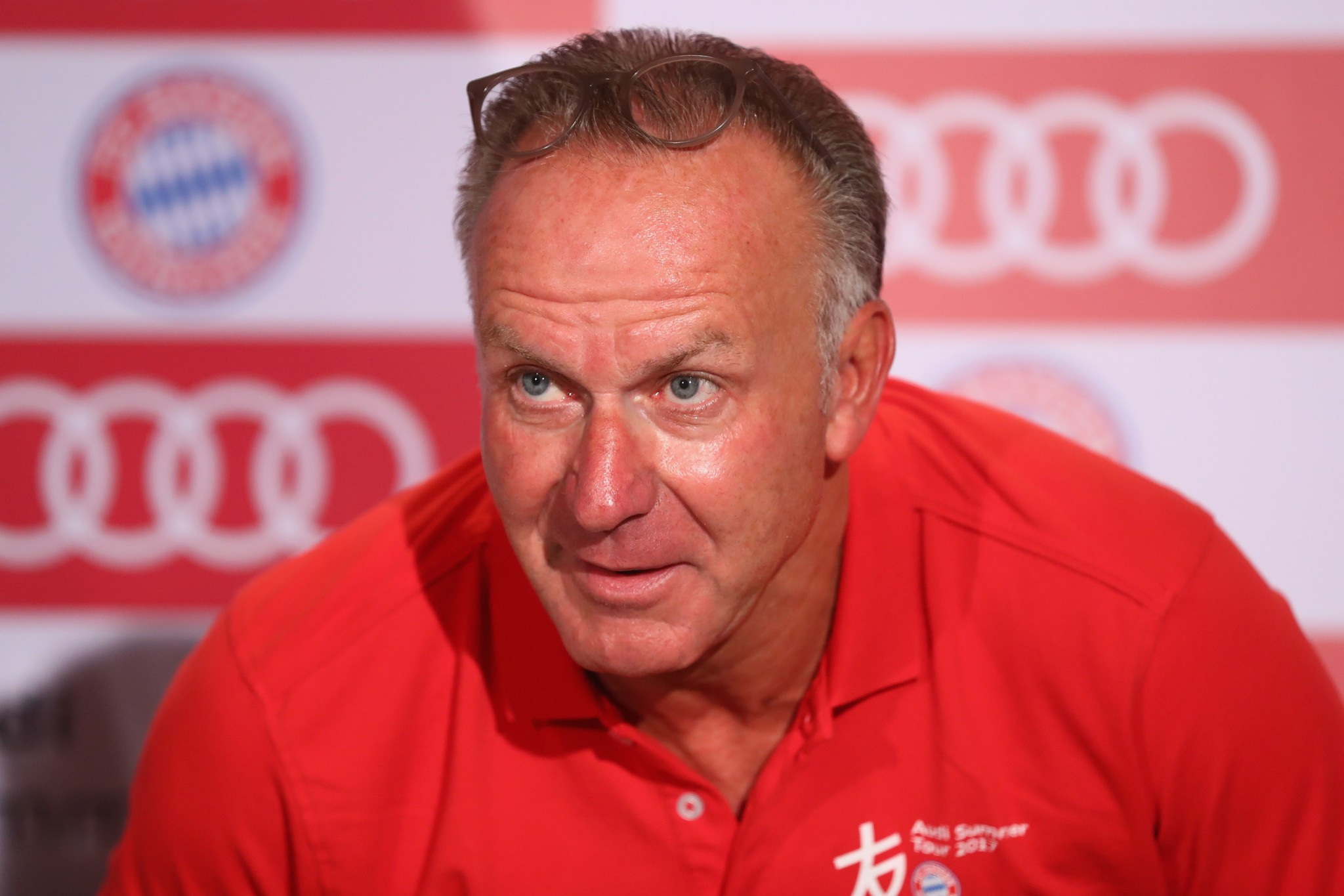 Rummenigge to stand down as chairman of European Club Association