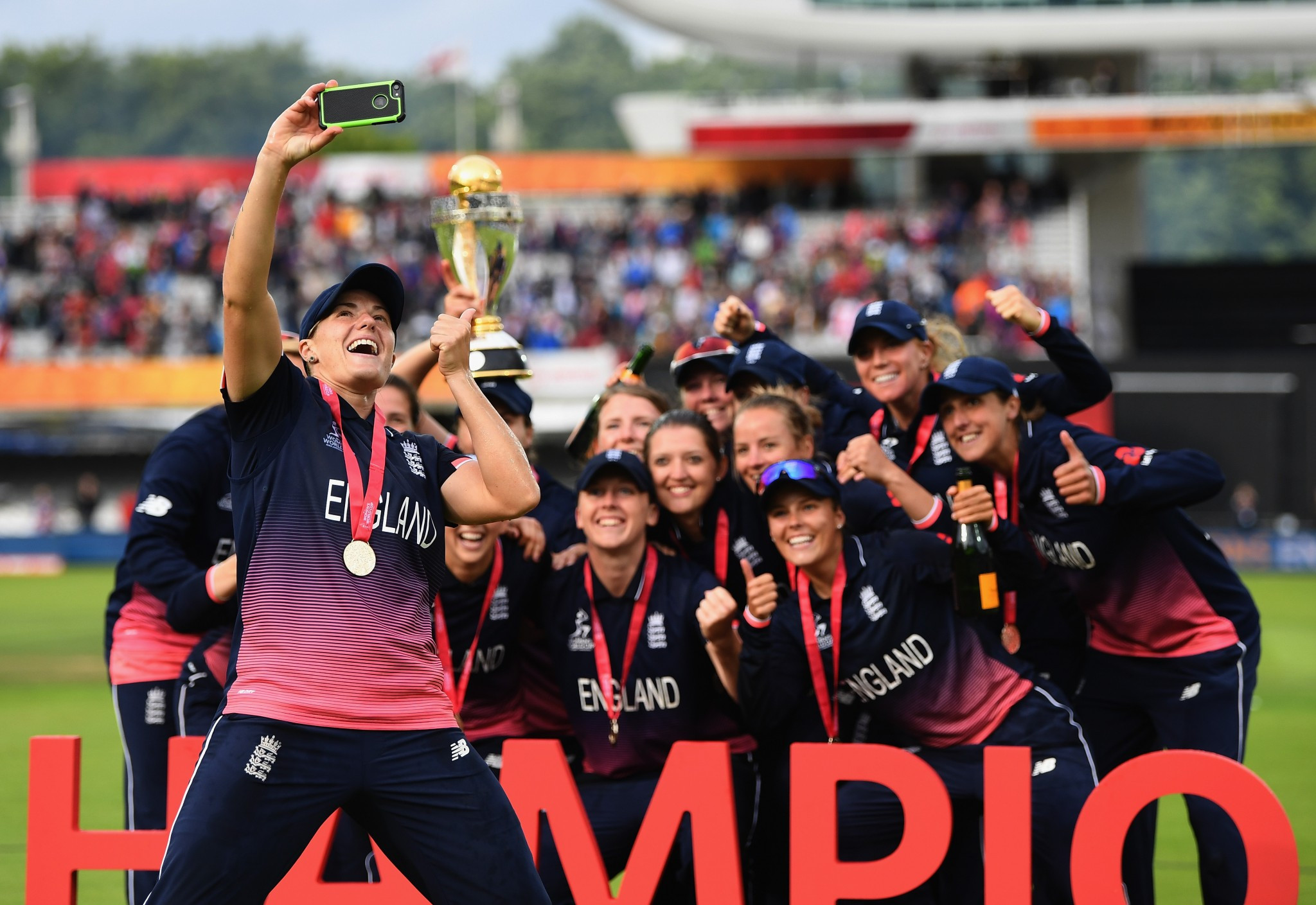 Women's Cricket World Cup sees massive increase in viewing figures