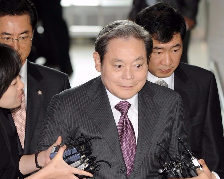 Kun-Hee Lee to step-down as IOC member for health reasons