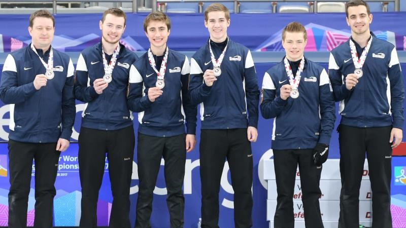 USA Curling names world junior silver medal-winning side as team of the year