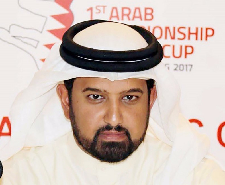 Bahrain Air Sports Federation appoints new President