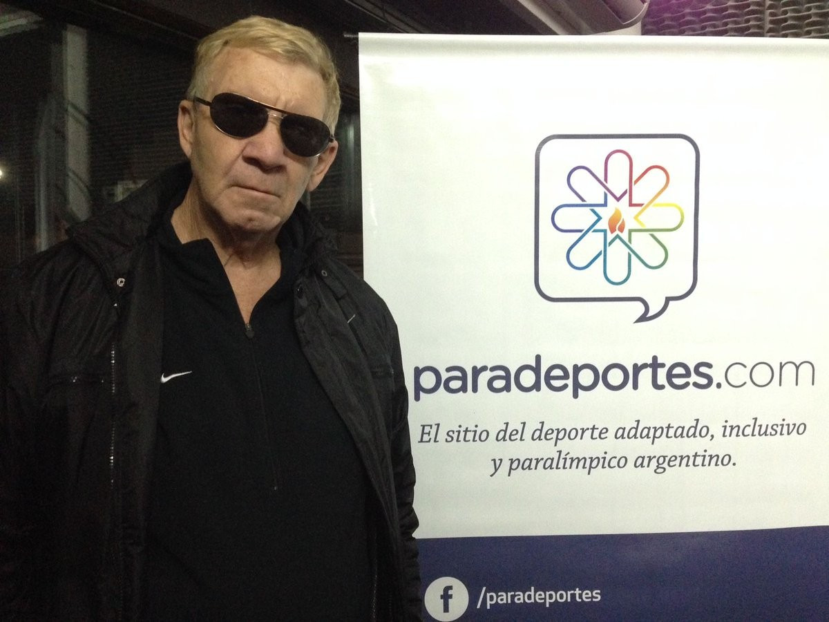 The Argentine Paralympic Committee has elected Domingo Latela as its new President ©Twitter
