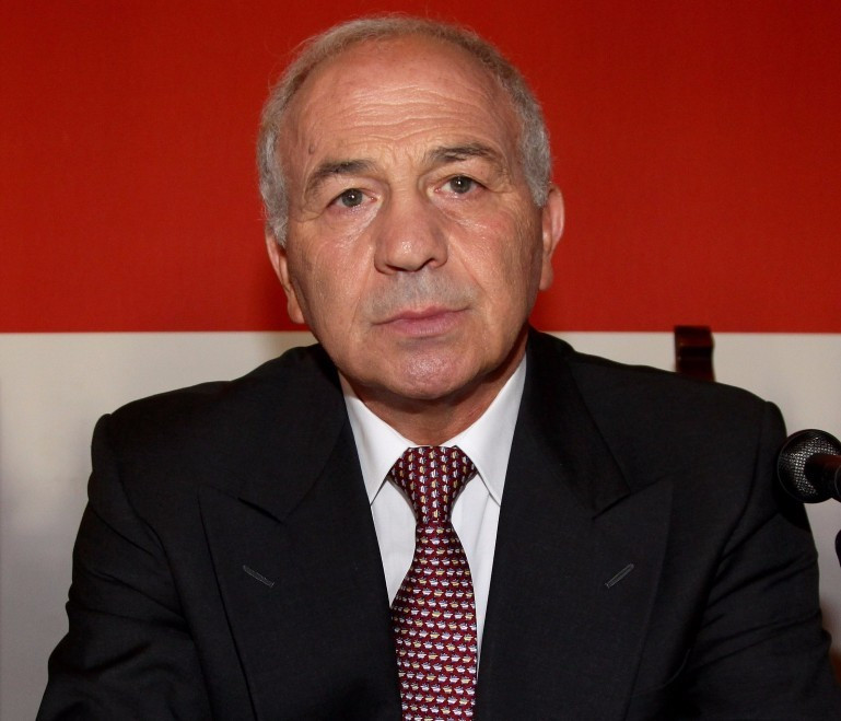 Franco Falcinelli has been accused of threatening a staff member ©AIBA