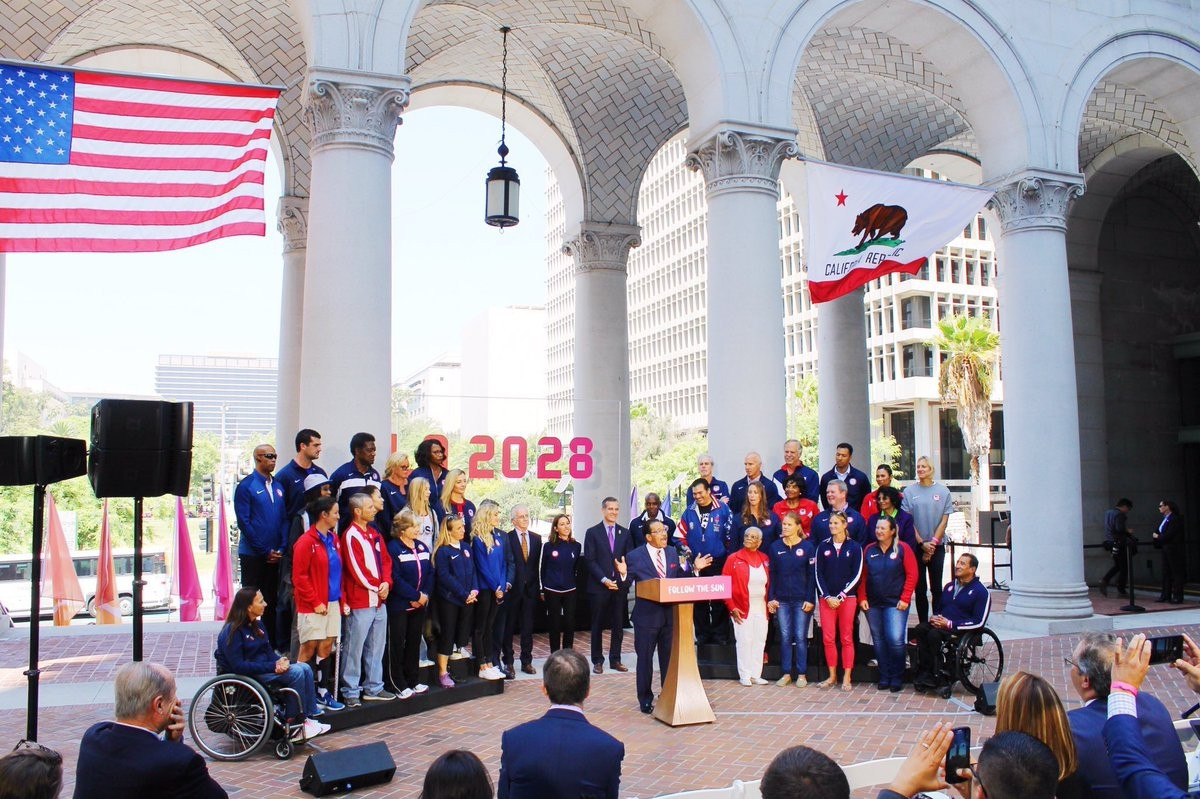 LA City Officials Hustle to Meet Olympics Budget Deadline