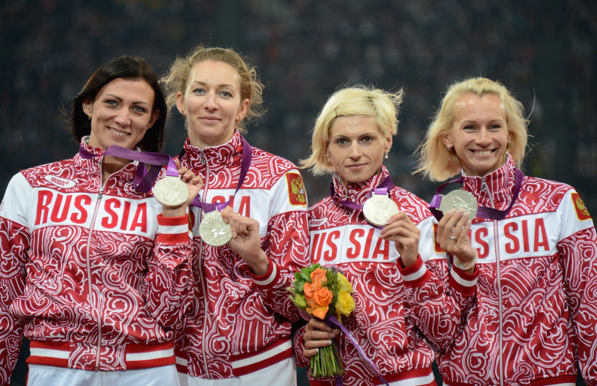 Russian athletes reluctant to hand back stripped Olympic medals, RusAF official claims