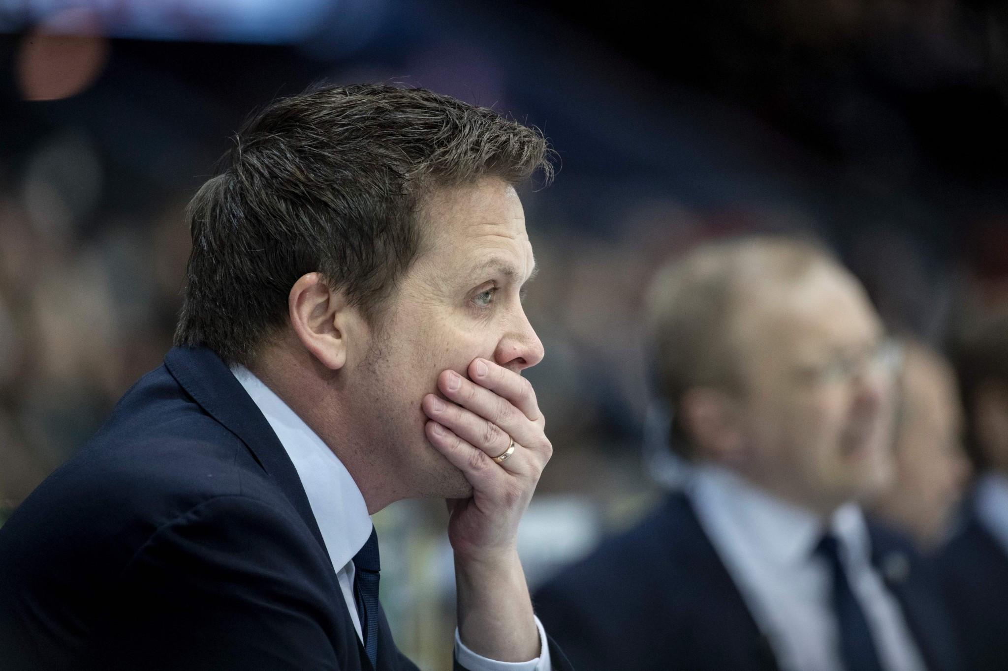 Marjamaki to depart as Finland's ice hockey head coach