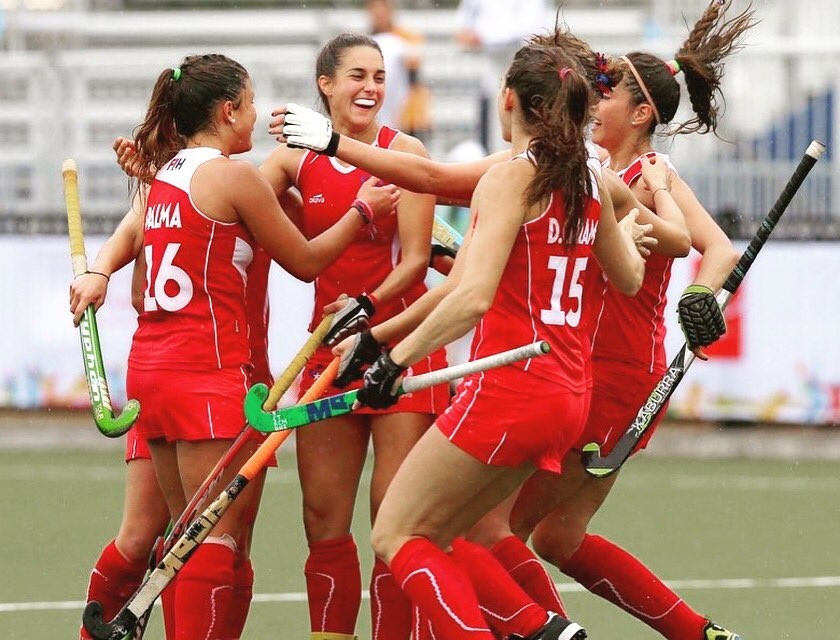 Chile scored a late winner against hosts United States to set up a women's Pan American Hockey Cup final with four-time reigning champions Argentina ©#DARChile/Twitter