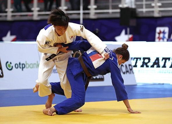 Yuki wins Japan's third gold at IJF Cadet World Championships