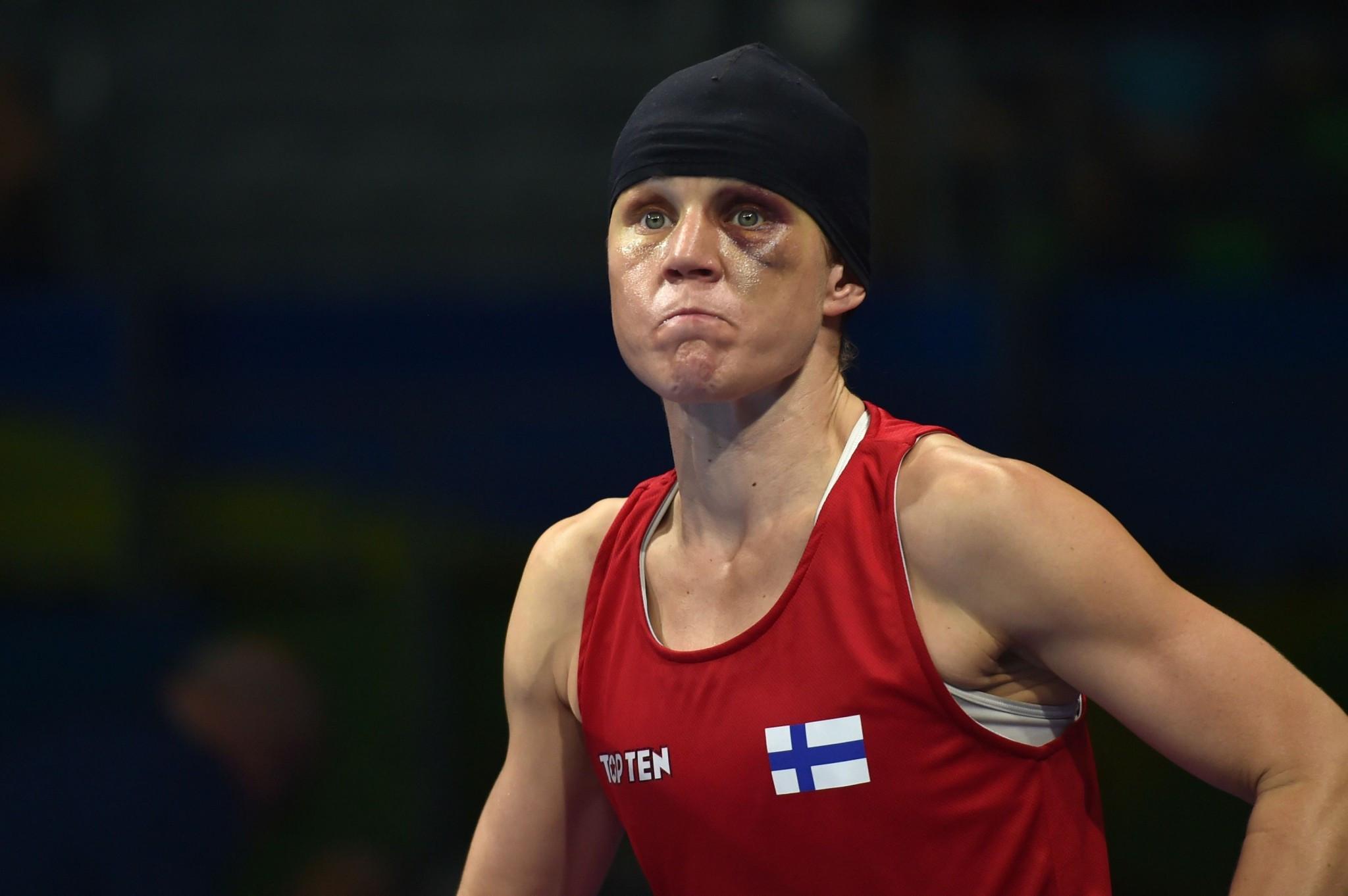 Rio 2016 bronze medallist reaches final at Women's European Boxing Championships