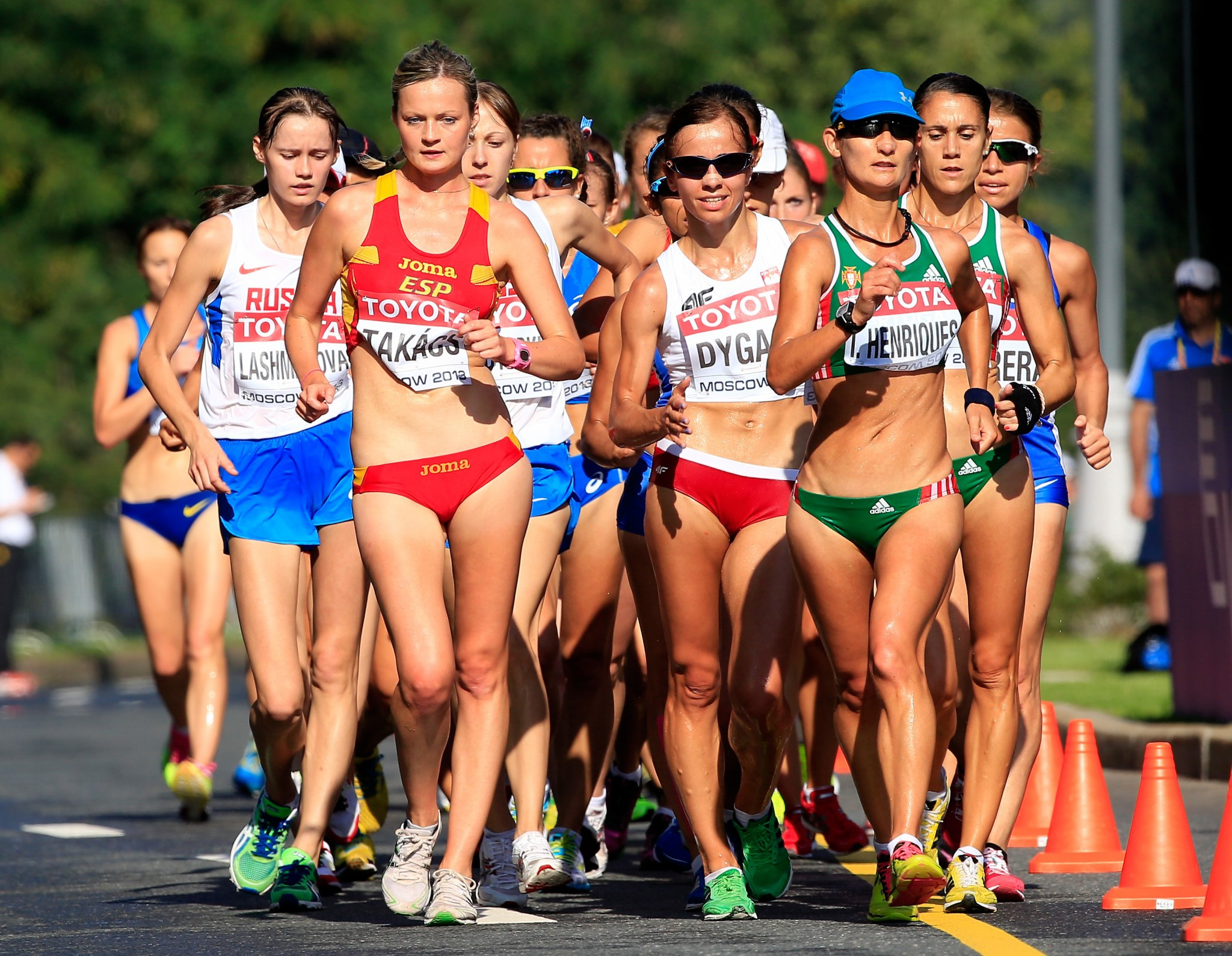 IAAF face more threats of legal action as Tokyo 2020 set as next target for women's 50km walk