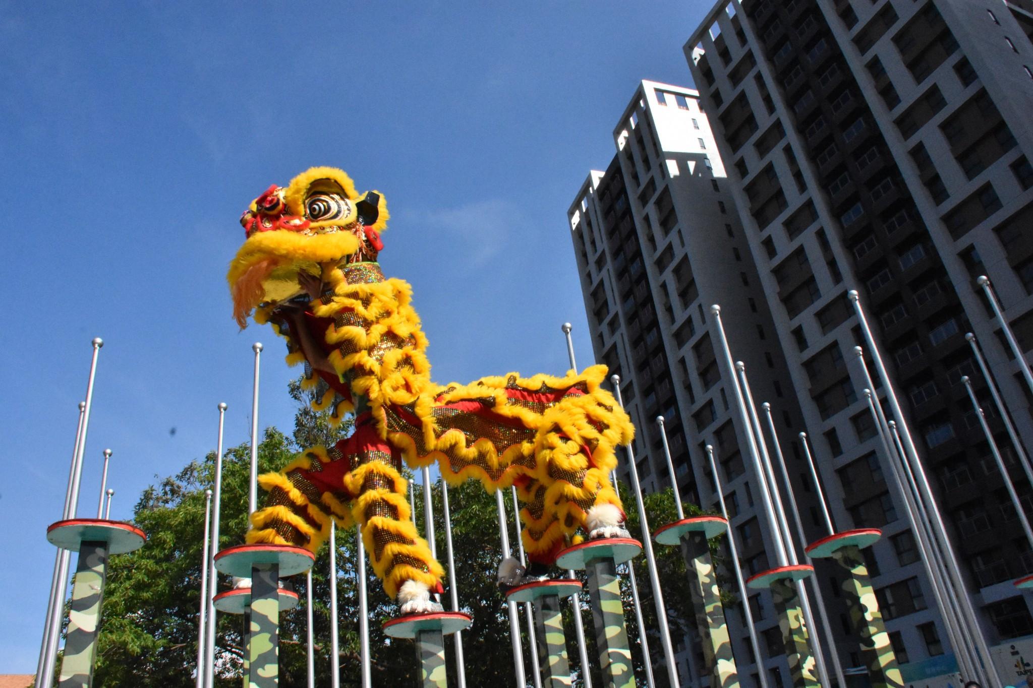 The Taipei 2017 Summer Universiade Athletes' Village has officially opened ©Taipei 2017