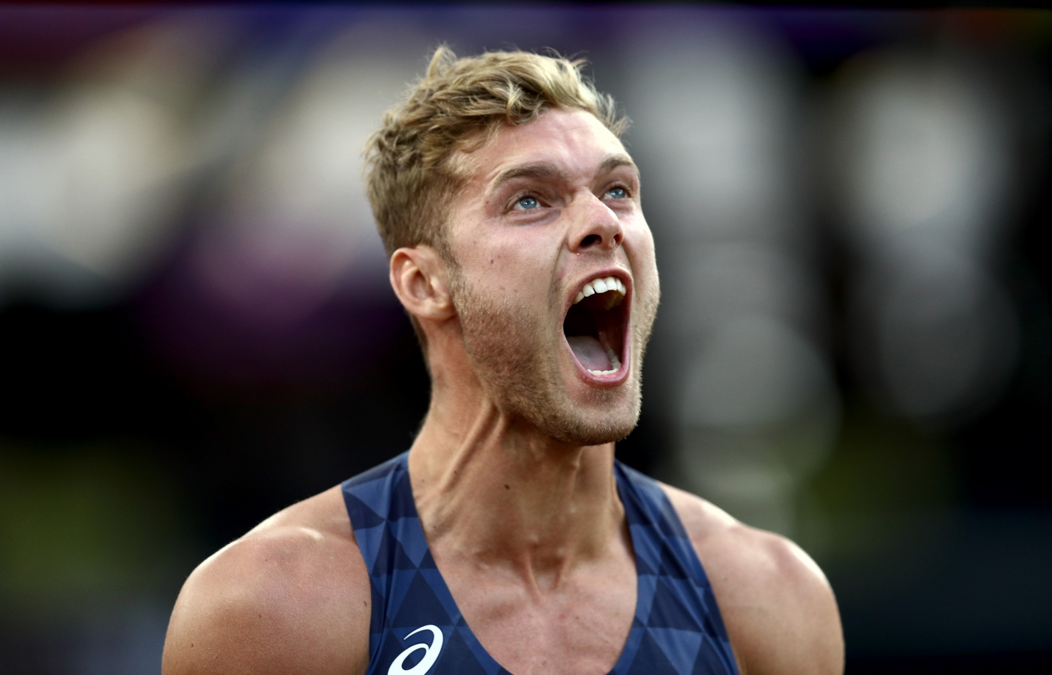 Kevin Mater clinched the decathlon honours after a gruelling two days of competition ©Getty Images