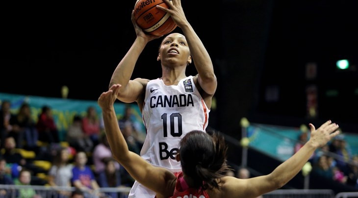 Argentina and Canada reach Women's AmeriCup final