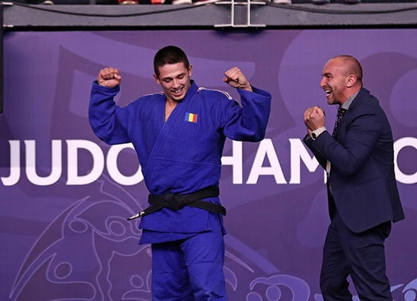 Serban wins Romania's first medal of IJF Cadet World Championships as individual events conclude