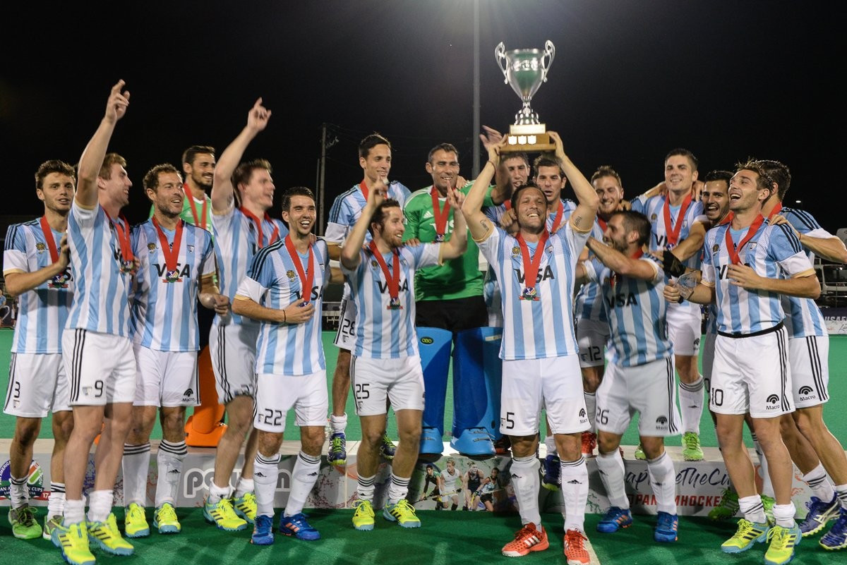 Argentina defend men's Pan American Hockey Cup title by beating Canada