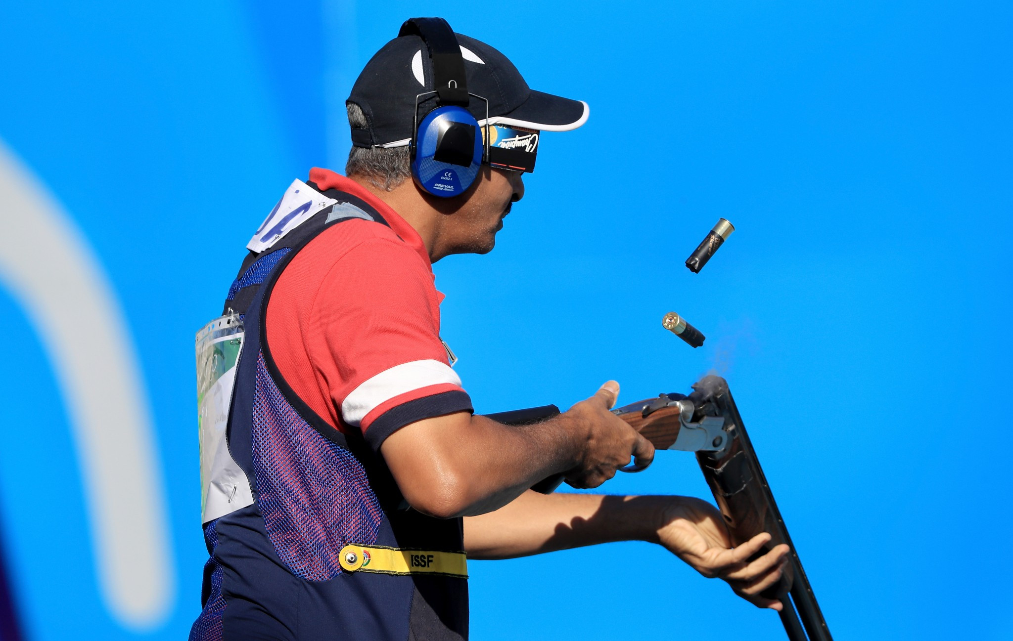 Rio 2016 bronze medallist Abdullah Al-Rashidi finished outside of the medal positions today ©Getty Images