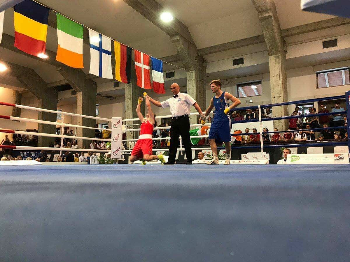 Turkey dominate final day of EUBC Women's Boxing Championships