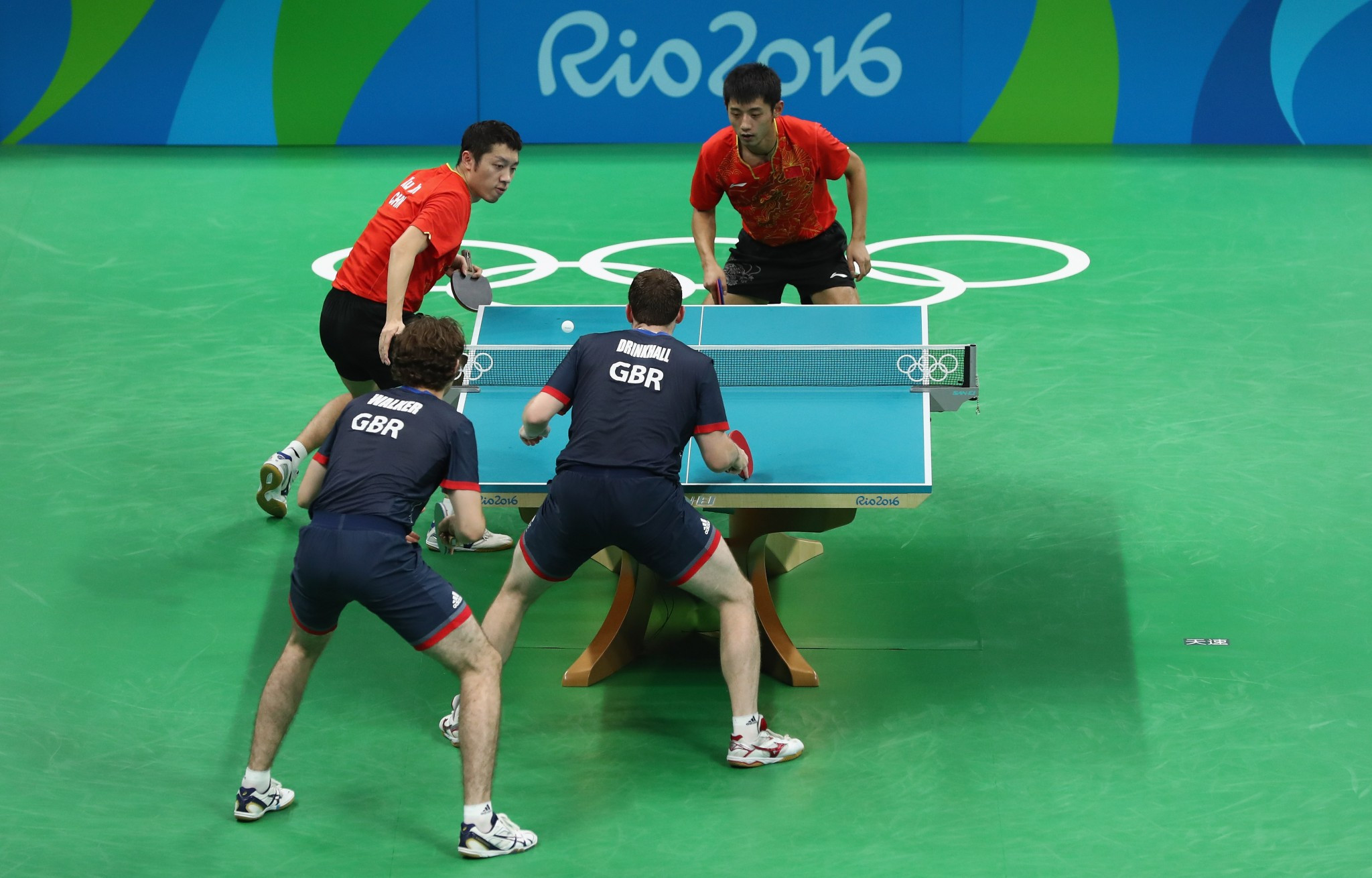 The initial decision not to pass the governance reforms sparked fears about the future of table tennis in England ©Getty Images