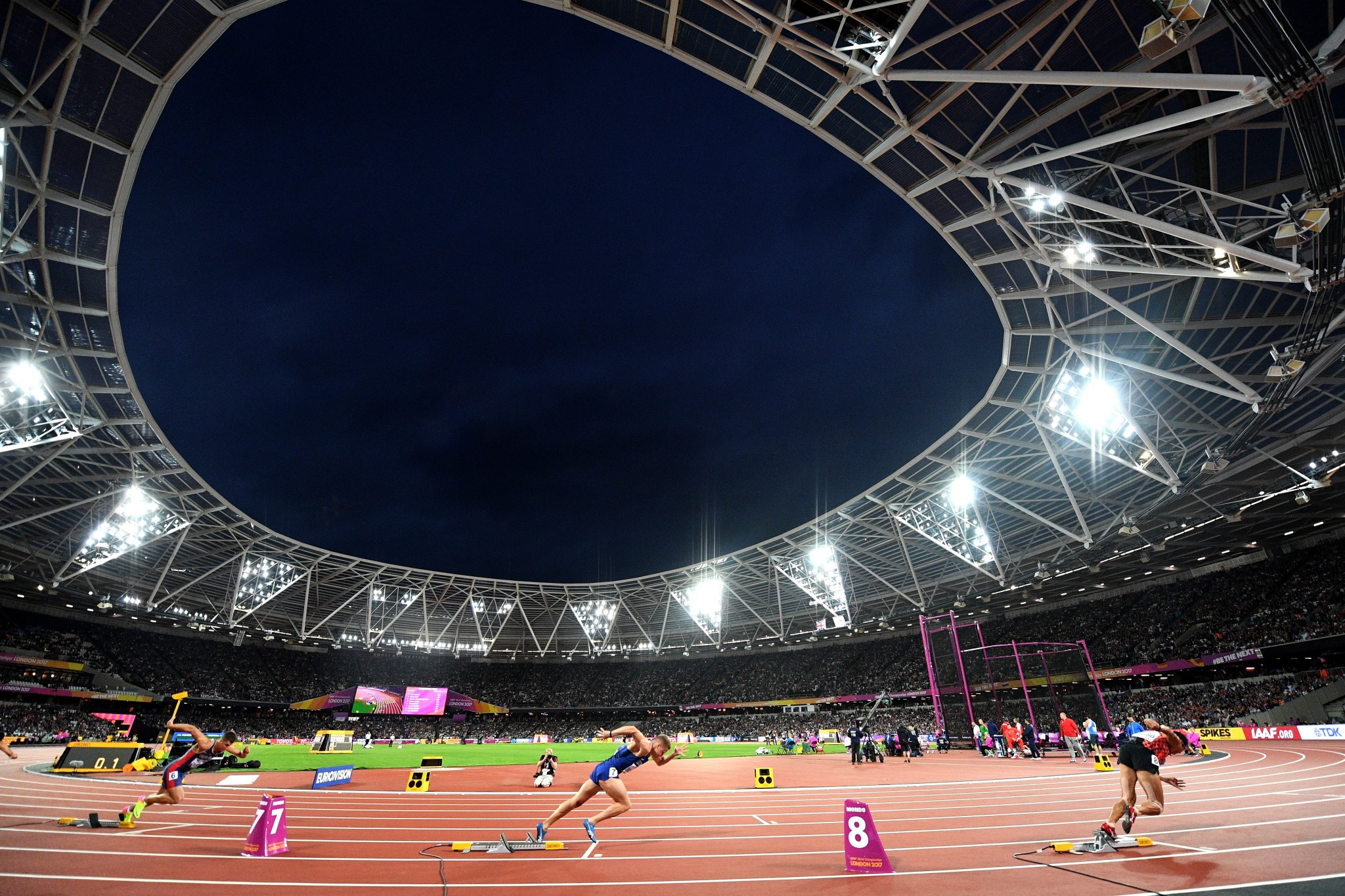 Exclusive: Birmingham and Liverpool dismiss proposal to hold 2022 Commonwealth Games athletics in London