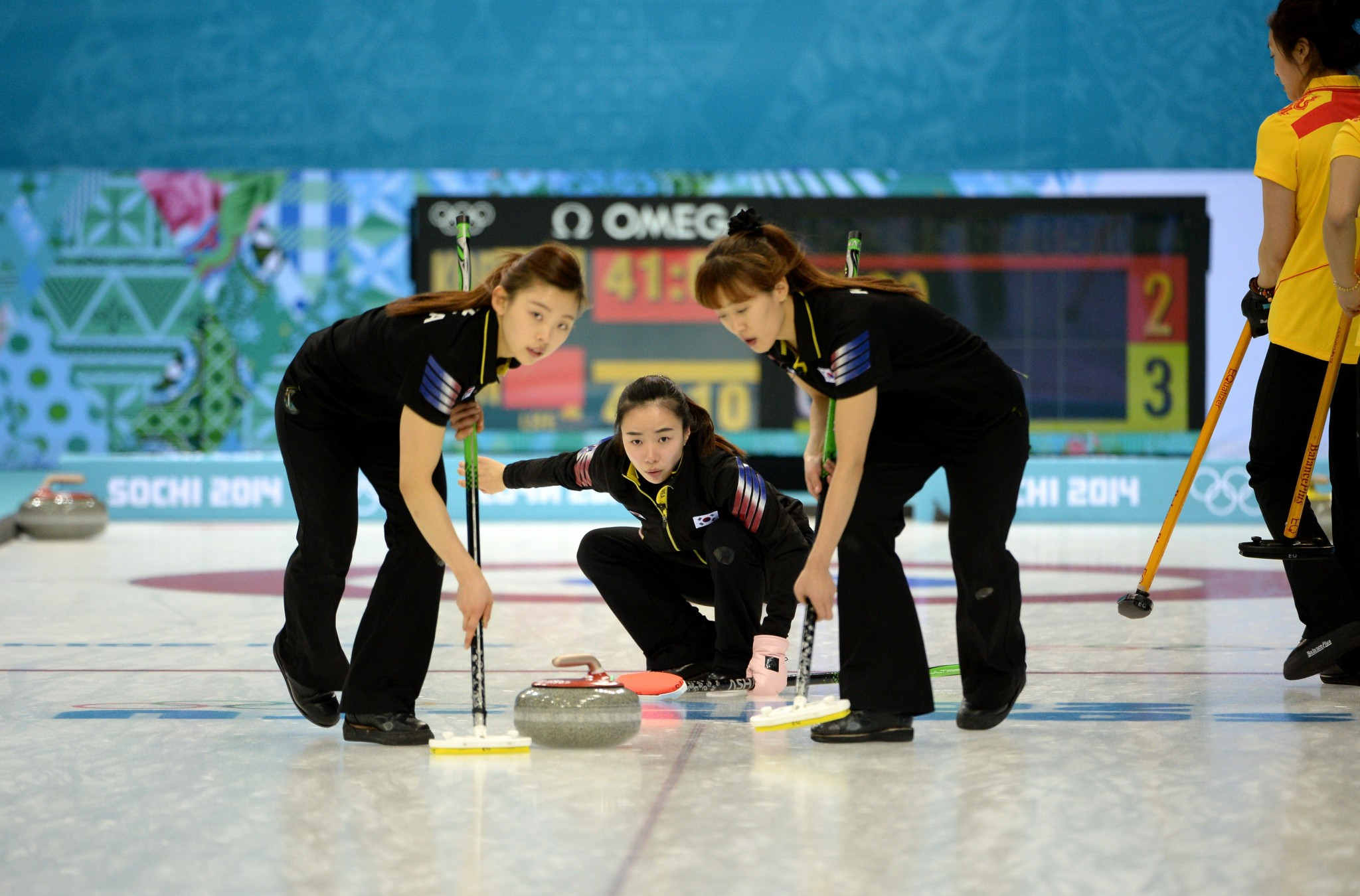 South Korea are targeting an improvement on their eighth place finish at Sochi 2014 ©Getty Images