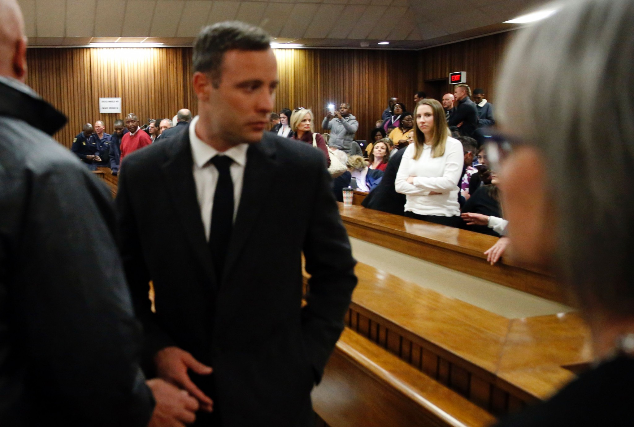 Oscar Pistorius is expected to be allowed to attend the funeral of his grandmother ©Getty Images