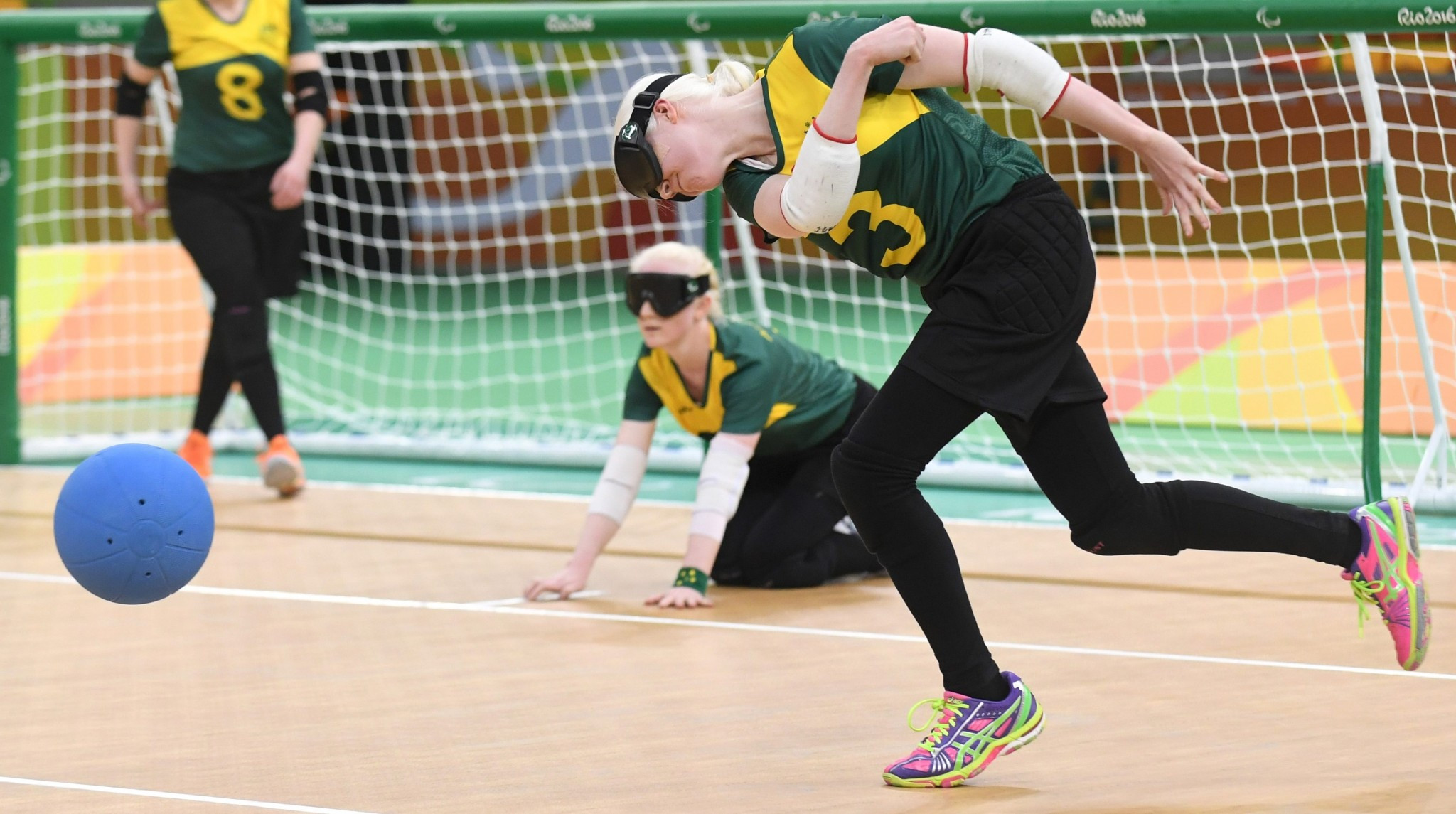 Australia goalball coach admits qualification for IBSA World Championships will be difficult