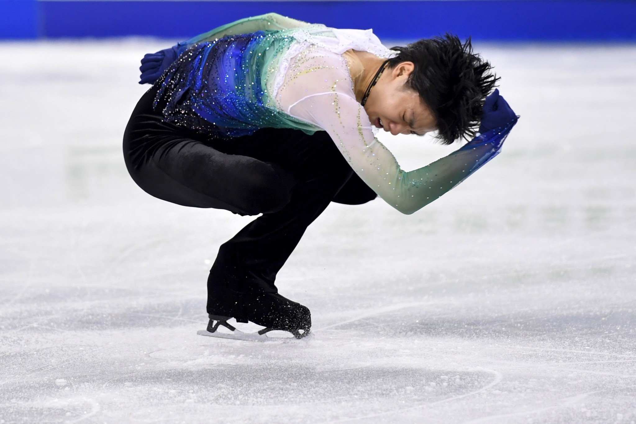 Yuzuru Hanyu will skate to the soundtrack from the 2001 film Onmyoji: The Yin-Yang Master ©Getty Images