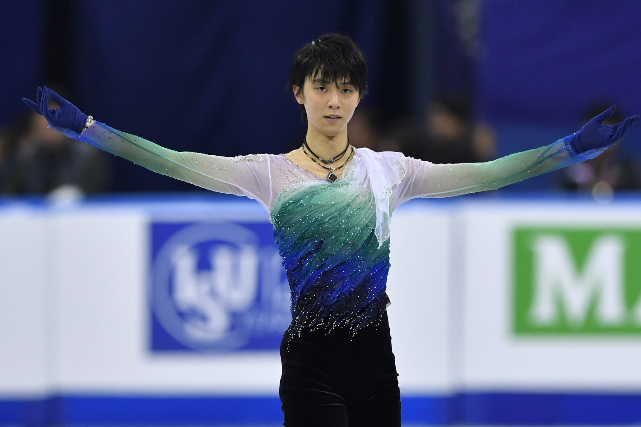 Olympic champion Hanyu announces free programme music for Pyeongchang 2018