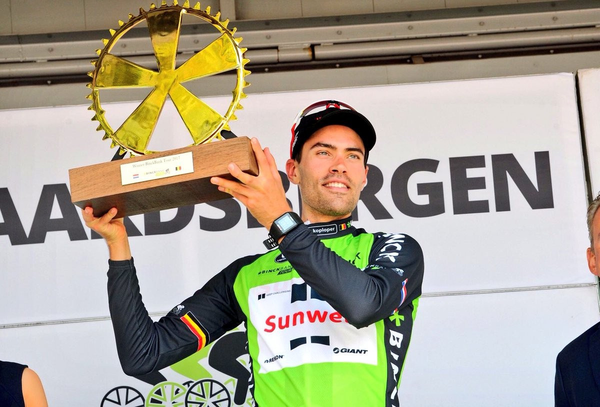 Dumoulin wins BinckBank Tour as Stuyven claims final stage