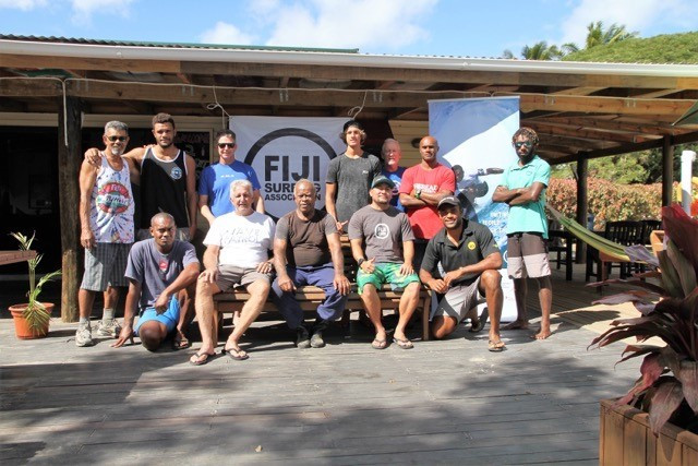 The first Olympic Solidarity course was held in Fiji ©FSA