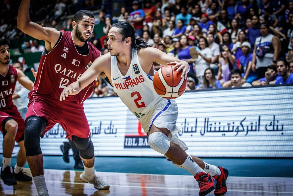 The Philippines progressed straight through to the quarter-finals of the FIBA Asia Cup as they beat Qatar ©FIBA