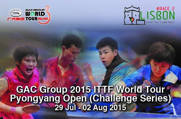 The qualification rounds for the International Table Tennis Federation Pyongyang Open begin today ©ITTF