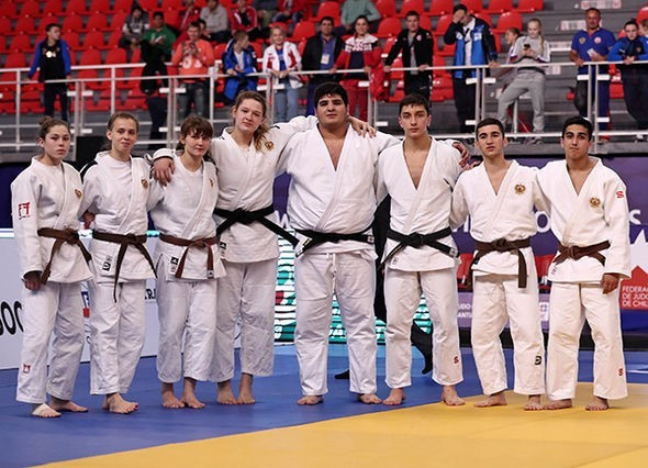 Russia claim mixed team title as IJF Cadet World Championships conclude