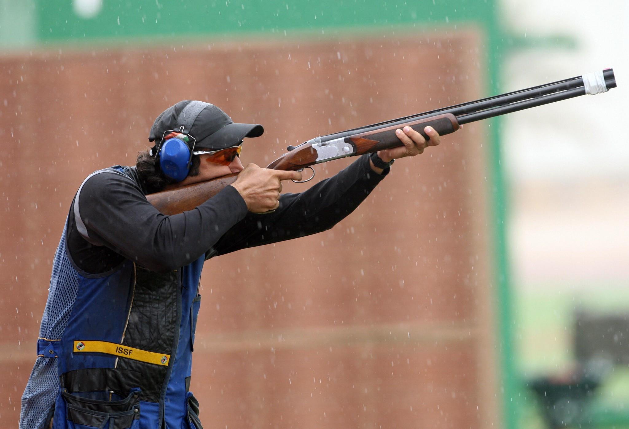 India win mixed skeet gold at Asian Shotgun Championships