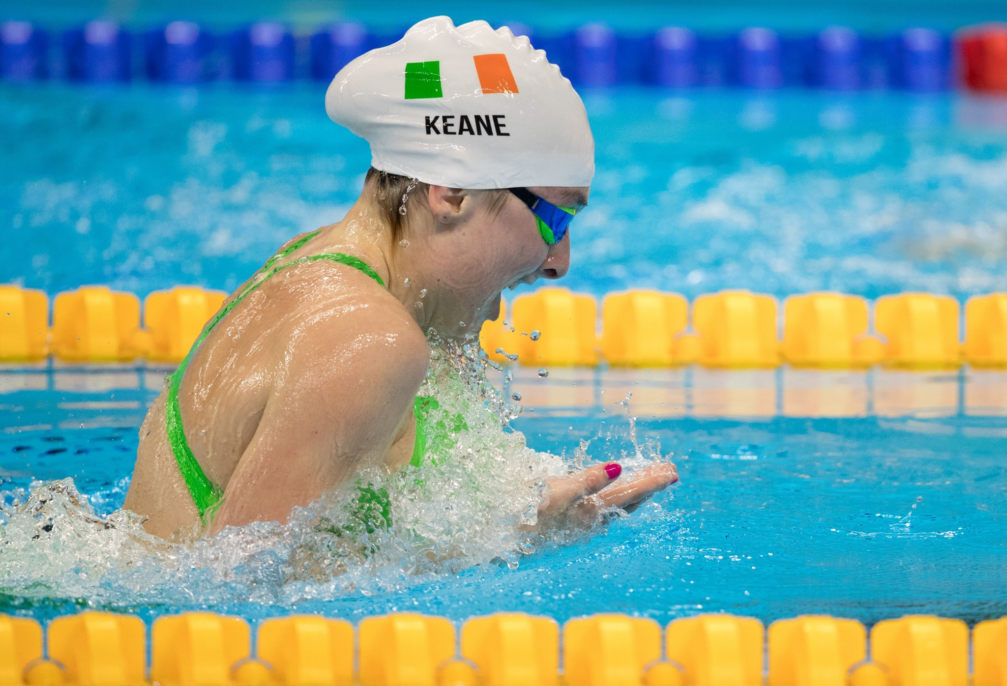 Ellen Keane won Paralympic bronze for Ireland at Rio 2016 ©Getty Images