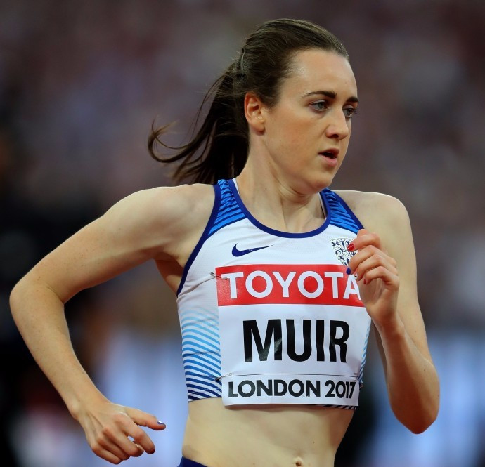 Scotland's Laura Muir will miss Gold Coast 2018 to concentrate on her university studies ©Getty Images