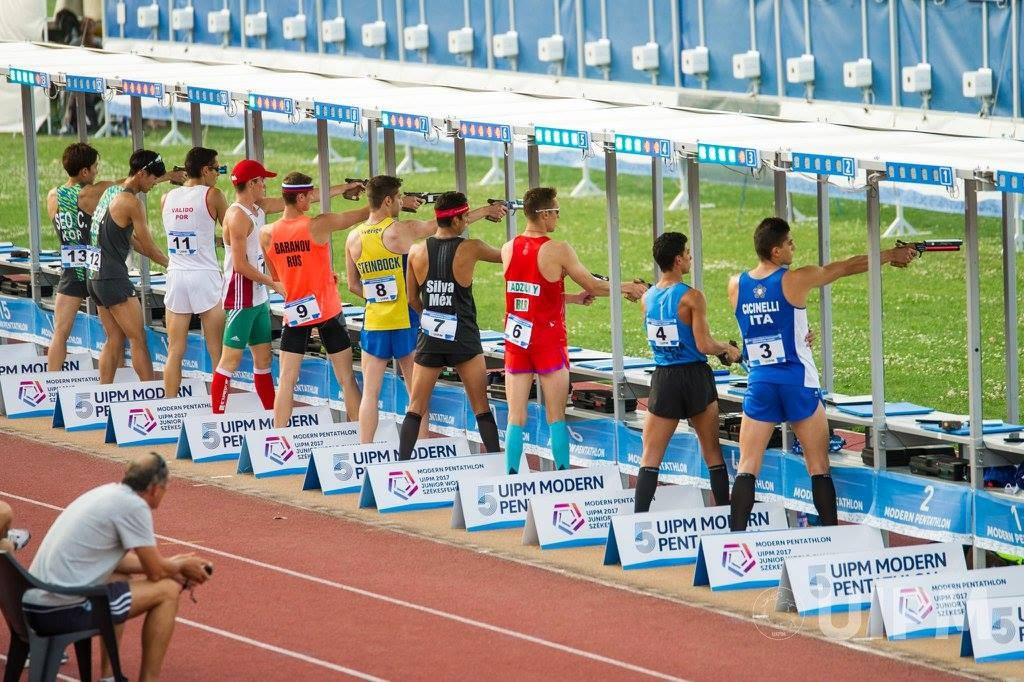 Russia win mixed relay to close UIPM Junior World Championships