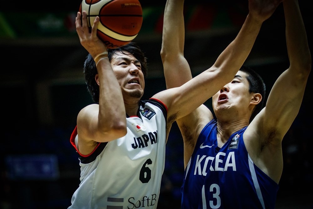 South Korea and Lebanon both progressed to the quarter-finals ©FIBA