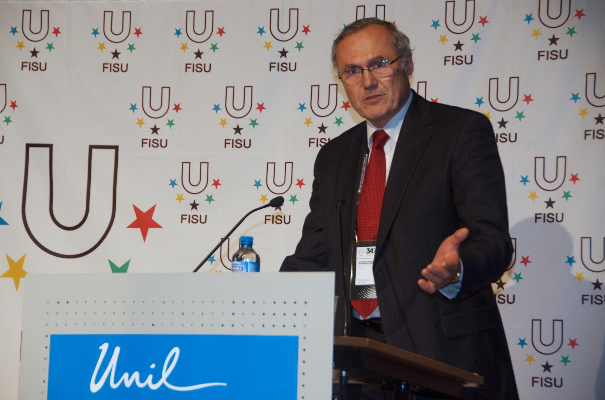 FISU Medical Committee says 750 anti-doping samples to be collected at Taipei 2017