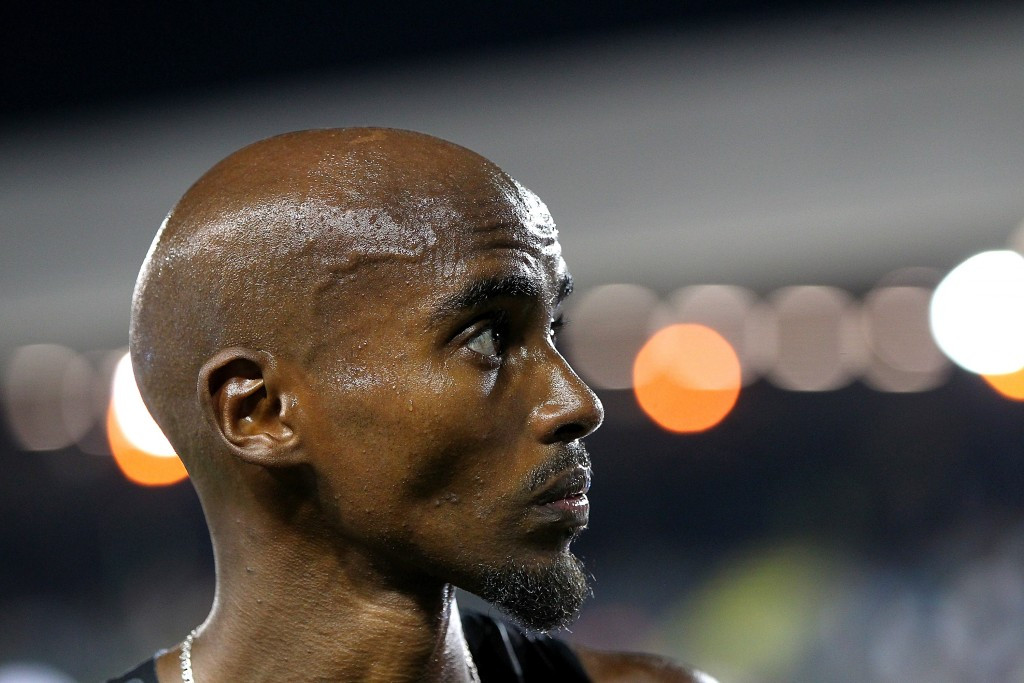 Mo Farah has been cleared of any wrongdoing buy an initial report commissioned by UK Athletics ©Getty Images